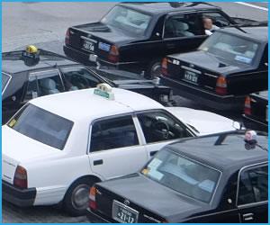 タクシー大手の東京4社とは